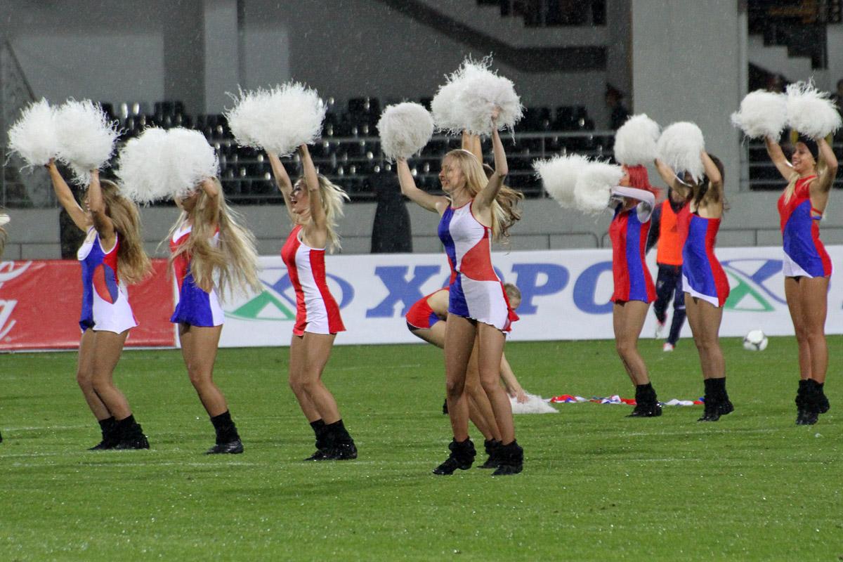 Как Екатеринбург помог сборной Польшу разгромить