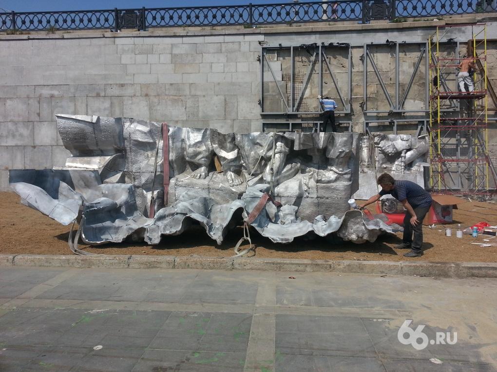 Железобетонных отцов города меняют на алюминиевых