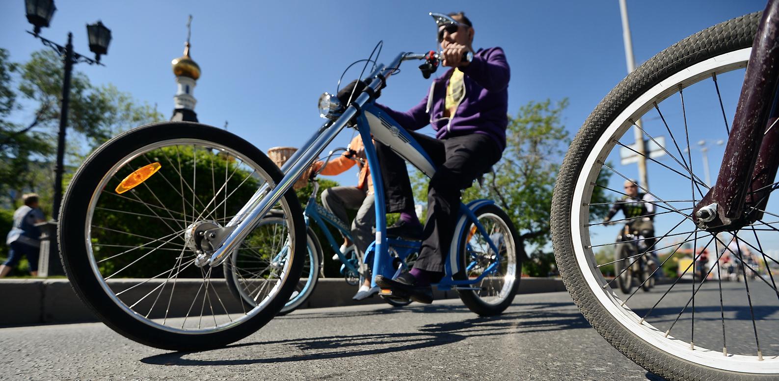 «Майская велопрогулка — 2017»: организаторы проложили отдельную трассу для детей и ограничили число участников