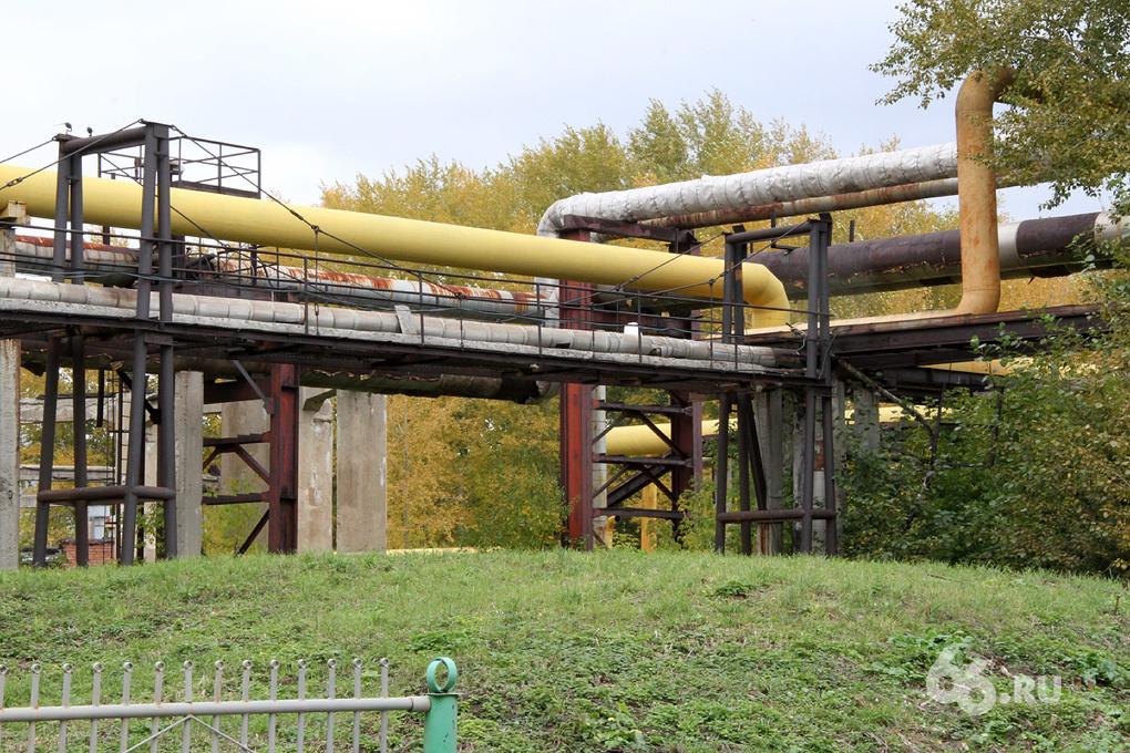 Тысячу домов в Екатеринбурге оставят без газа