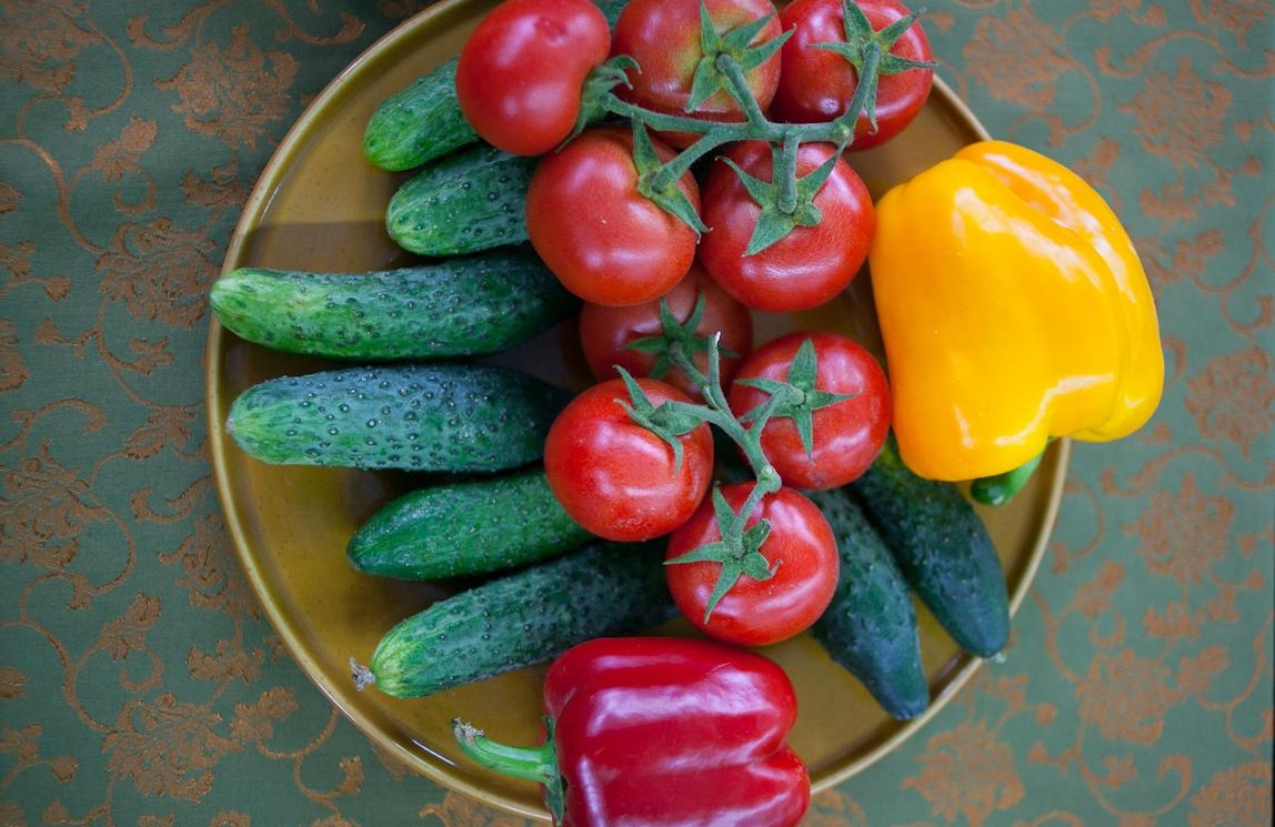 За три месяца 2014 года овощи подорожали на треть