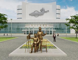 Власти Екатеринбурга подарят «Космосу» памятник