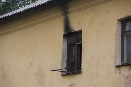 На пожаре в Нижнем Тагиле погибли отец и сын