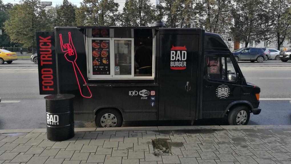 Злой или плохой: Яков Можаев — у фуд-трака Bad Burger