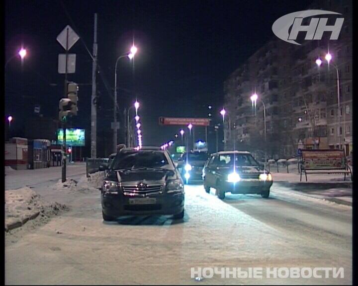ВАЗ влетел в Toyota на перекрестке Белореченская — Волгоградская