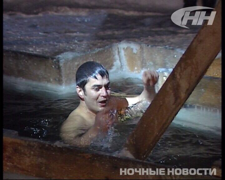 Крещение в Екатеринбурге: горожане выстроились в очереди до купелей
