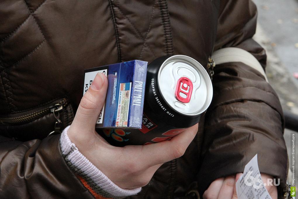 Госдума ужесточит наказание за приобщение подростков к алкоголю