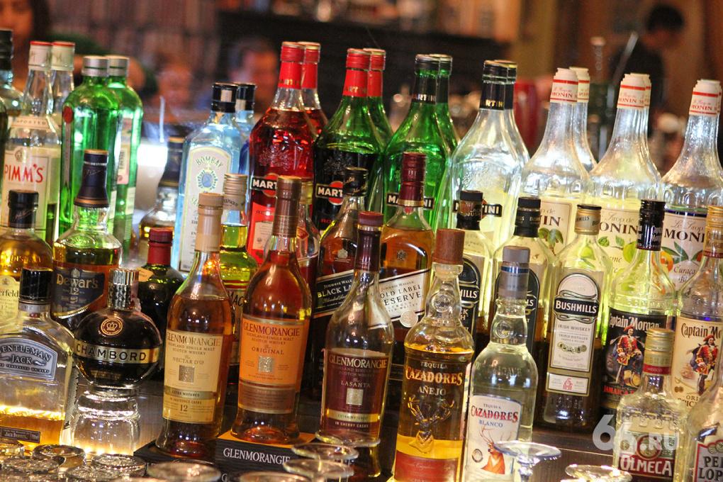 Чиновники решают, где в Екатеринбурге будут продавать алкоголь