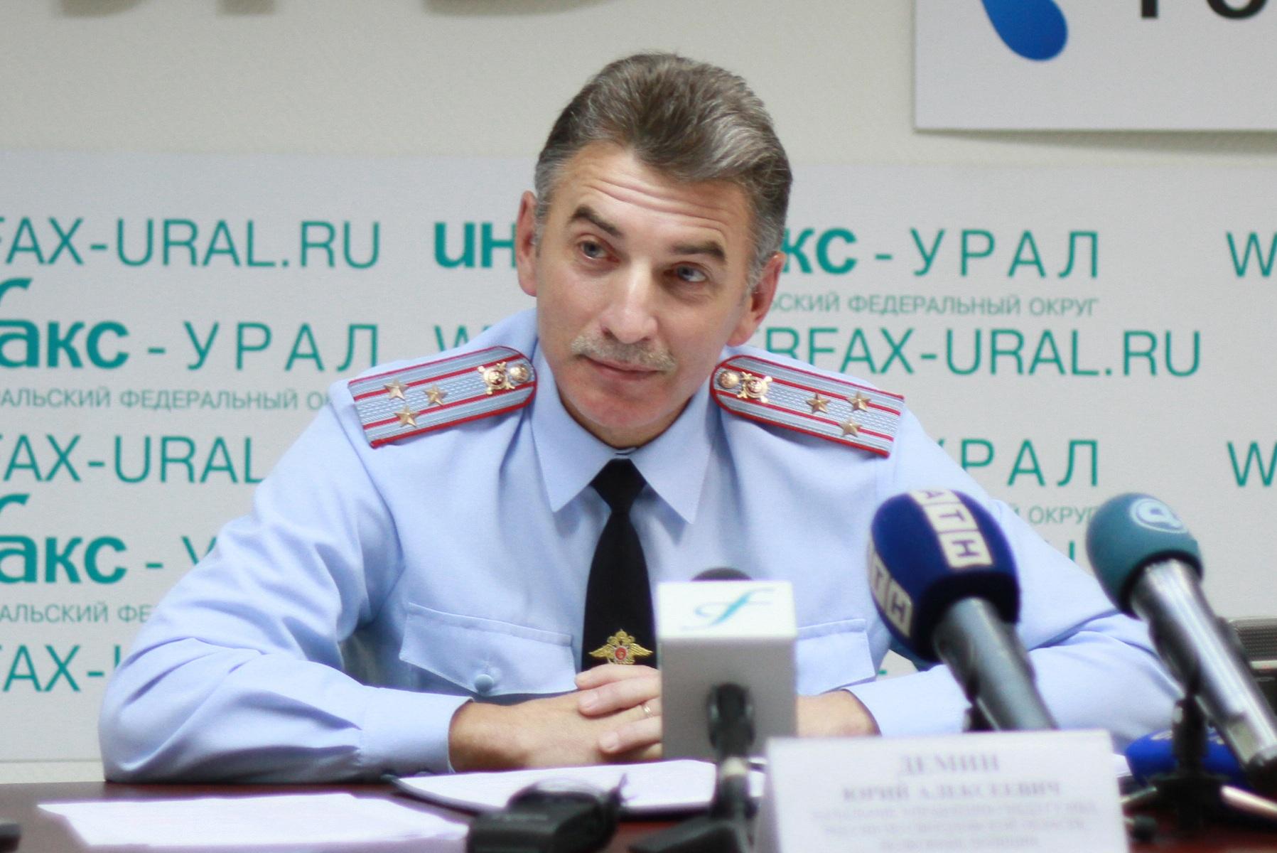 Юрий Дёмин пообещал установить еще 15 постов камер фиксации нарушений