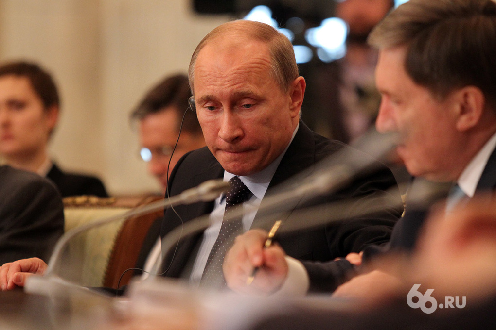 Путин подписал все законопроекты, принятые депутатами весной
