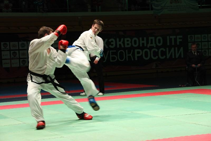 Уральские спортсмены завоевали 38 медалей на Кубке России по тхэквондо