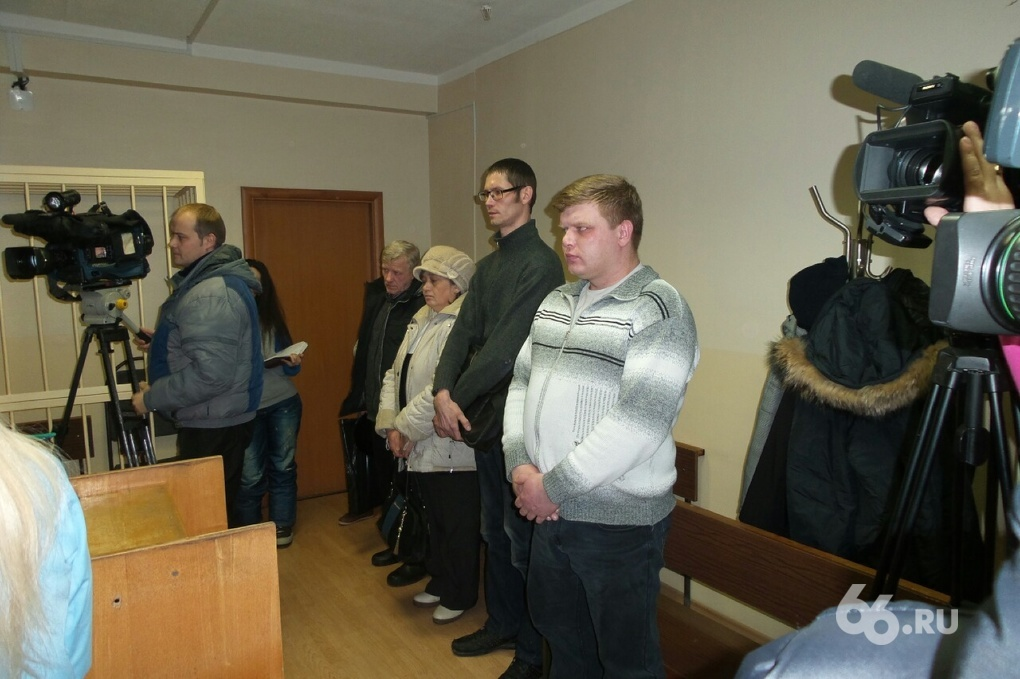 Два года условно. Суд признал мужика с Уктуса виновным