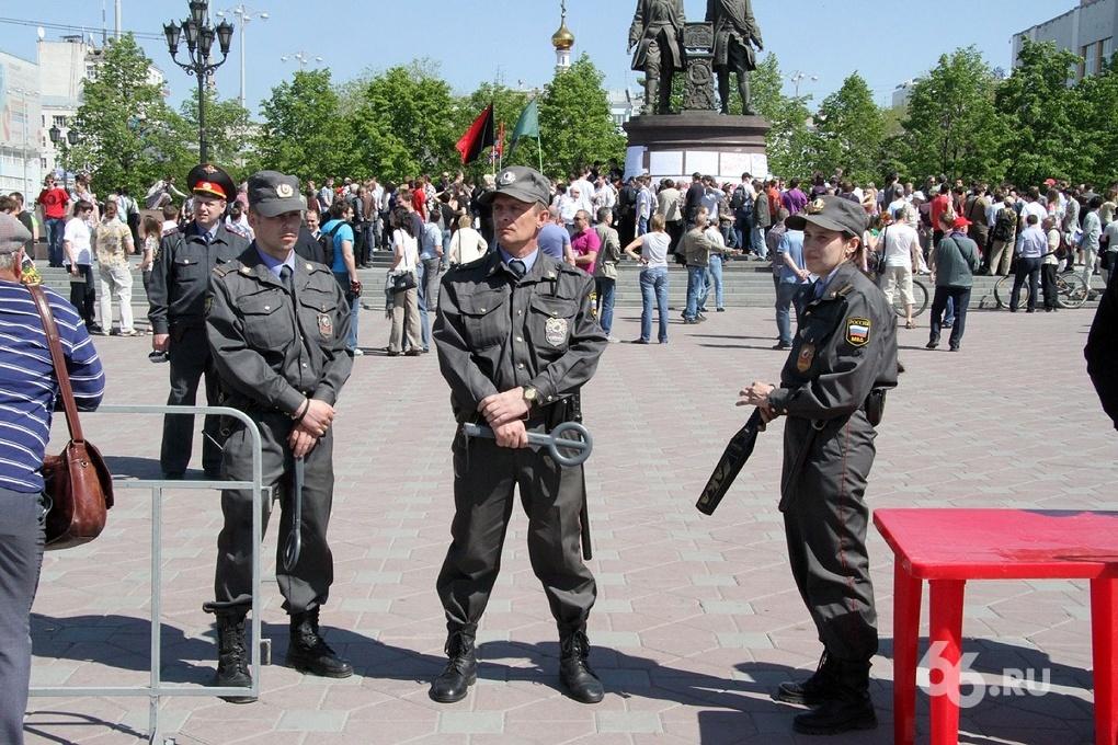 Екатеринбуржцев призвали не поддаваться на провокации на «Марше мира»