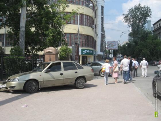 Грузина, сбившего ребенка на Ленина, высылают из России