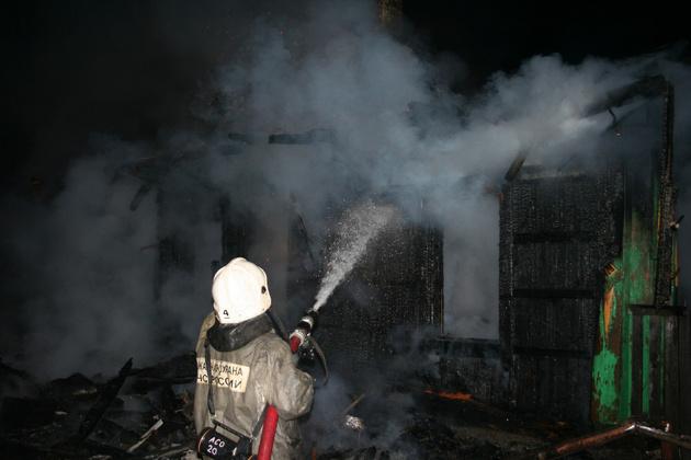 Погибшие при пожаре на Сахалинской оказались строителями-гастарбайтерами