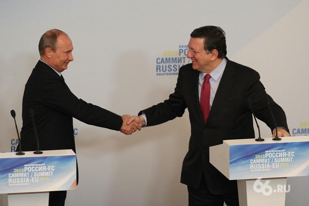 Европейские гости саммита впечатлились Екатеринбургом