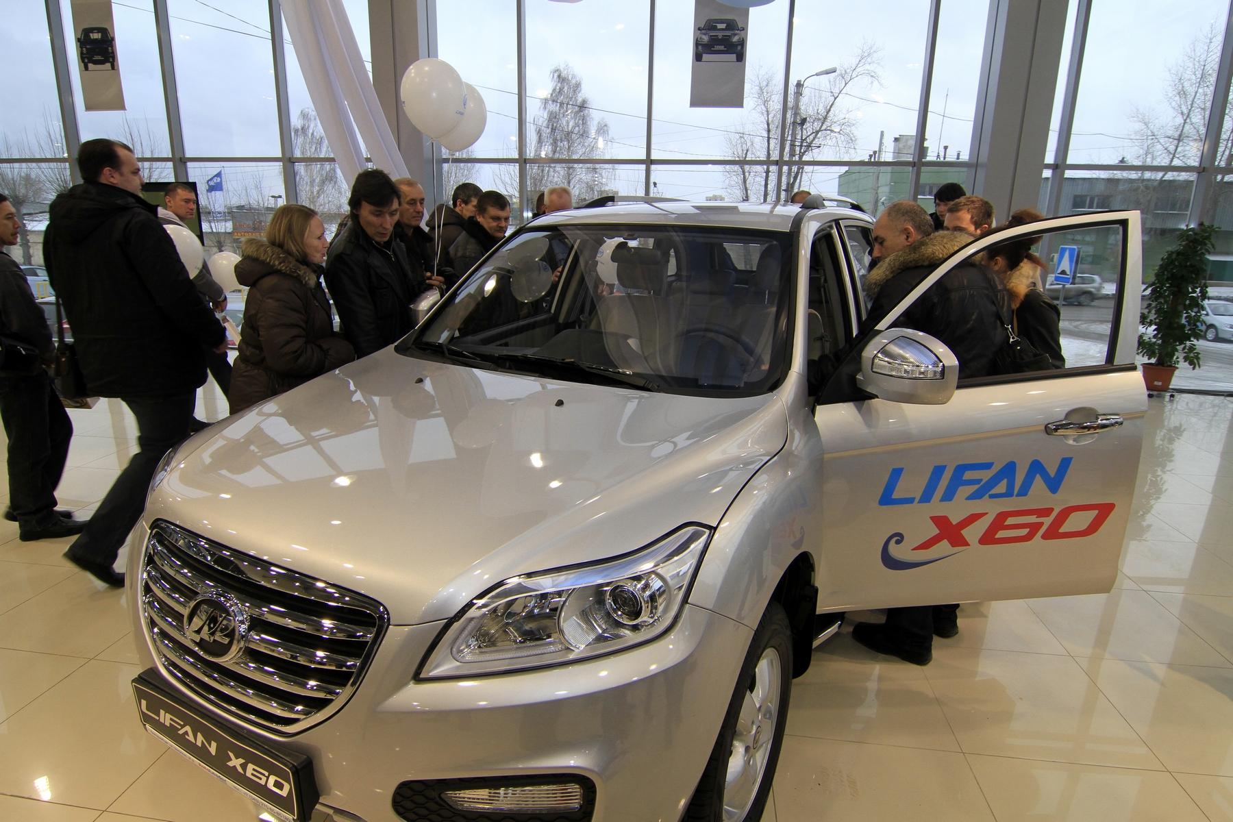 Lifan X60: «Умри, Renault Duster!»