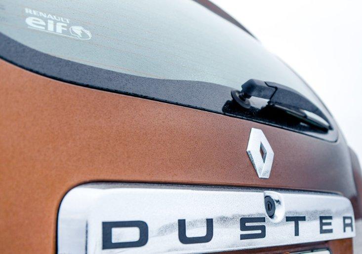 Кроссоверу Renault Duster сделают гламурную подтяжку