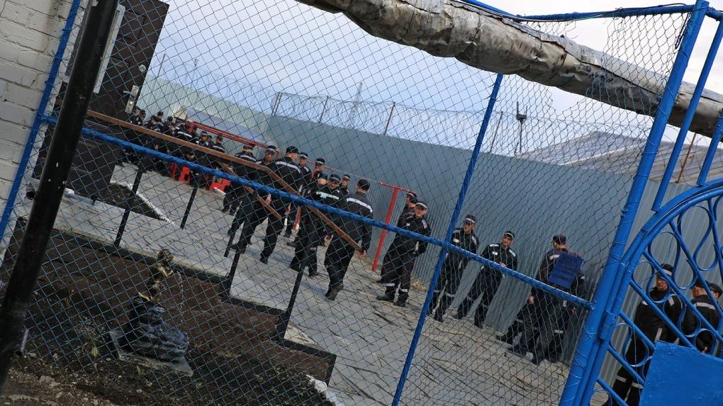 Замглавы ФСИН задержали по делу о растрате миллиарда рублей
