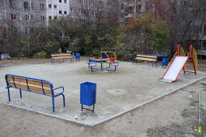 В Екатеринбурге ищут самый дружный двор