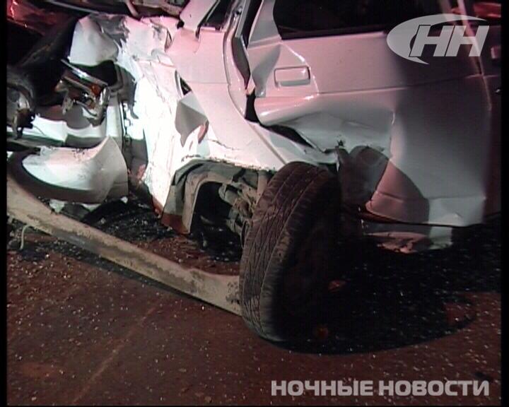 На Походной водитель спровоцировал аварию и сбежал
