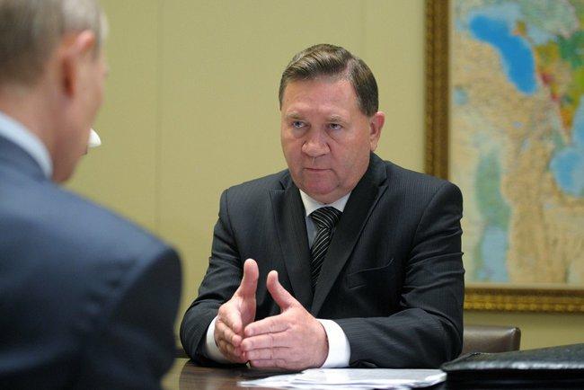 По отставке в день: очередной губернатор покинул свой пост