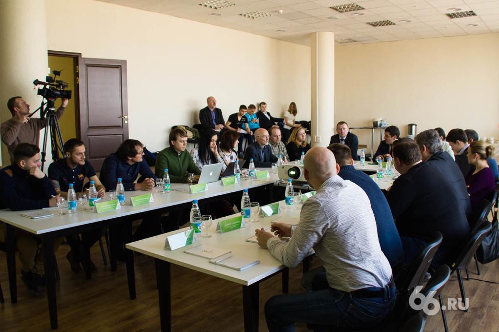 «Только не матрешки!» Креативщики Екатеринбурга превратят город в бренд к ЧМ-2018