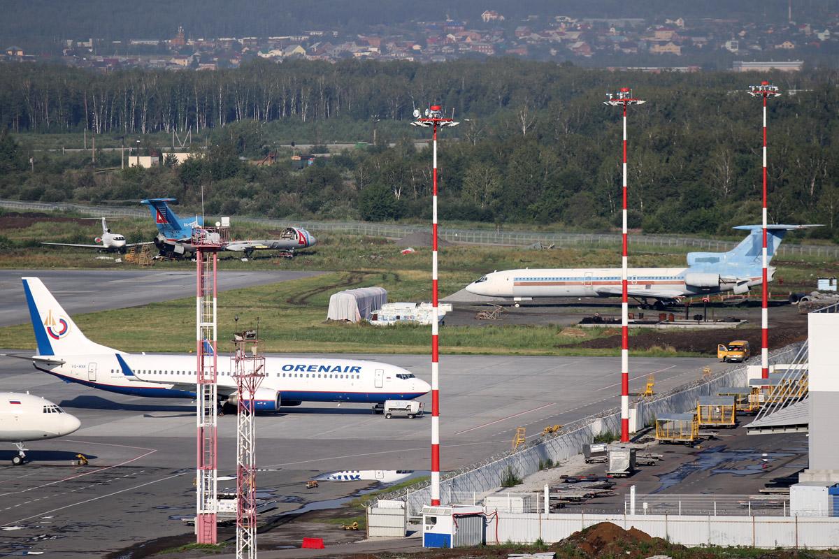 В России появится черный список авиакомпаний