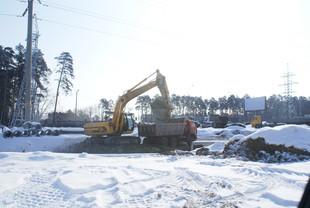 Движение по Объездной в сторону Кольцово закроют с 14 апреля