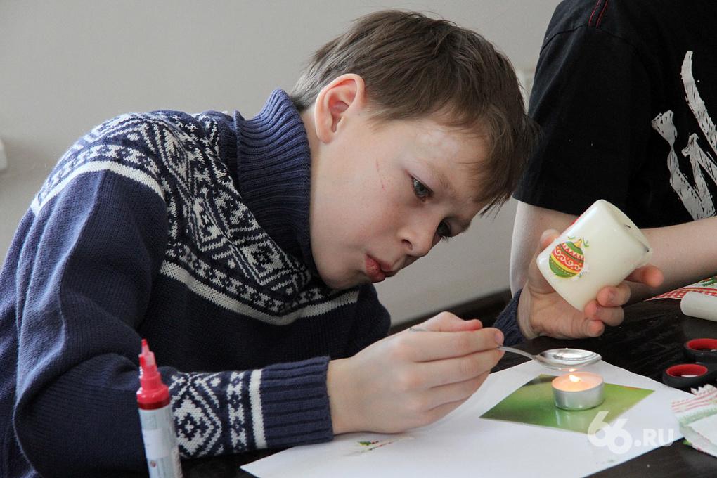 При Музее истории Екатеринбурга открылся свечной заводик