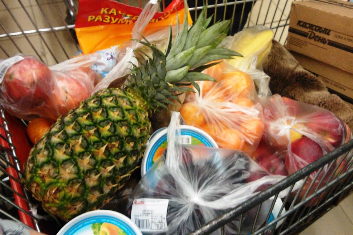 «Нужно поменьше питаться»: цены в некоторых магазинах Екатеринбурга взлетели на 120%