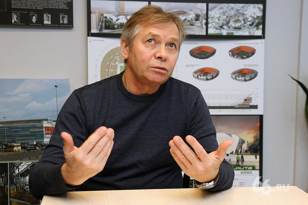 Алексей Куковякин: После реконструкции Екатеринбург получит никому не нужный Центральный стадион