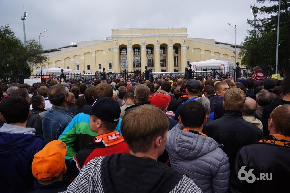 Замглавы МВД РФ: футбол отвлекает полицейских от основной работы