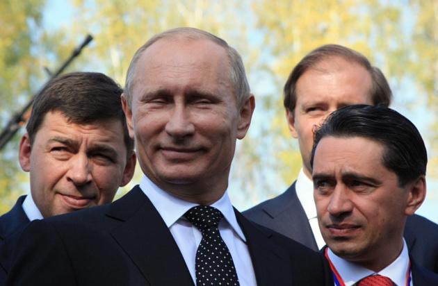 Путин готов уступить президентский пост