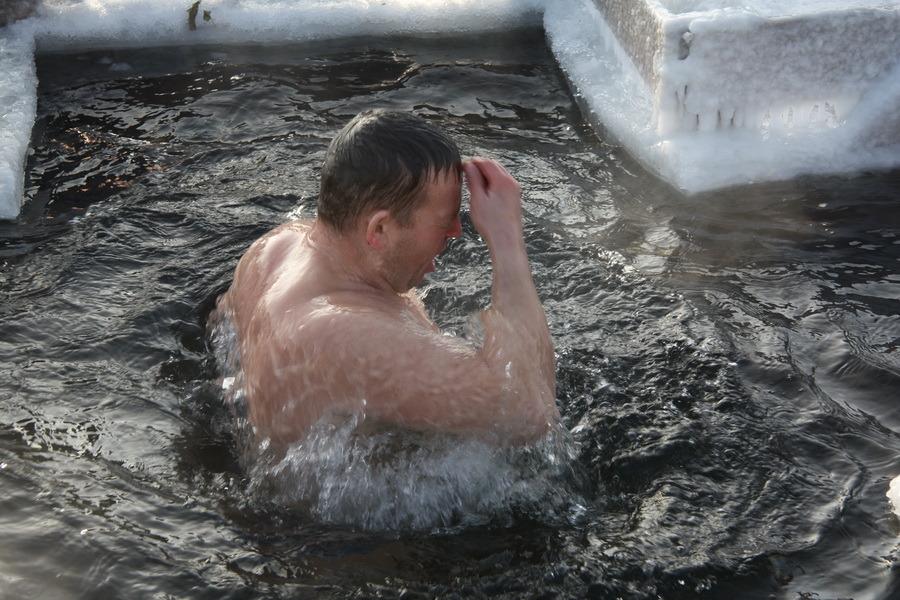 Крещение в Екатеринбурге обойдется без сильных морозов