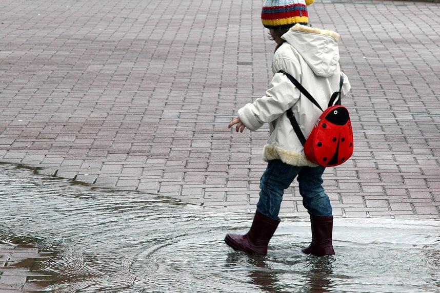 Синоптики обещают Екатеринбургу первые весенние дожди