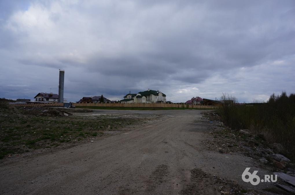 Жители «Карасьеозерского-2» обнаружили у себя под боком свалку