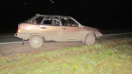 На свердловских дорогах за сутки погибли два человека