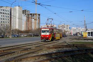 Улицу Волгоградскую будут ремонтировать в три этапа
