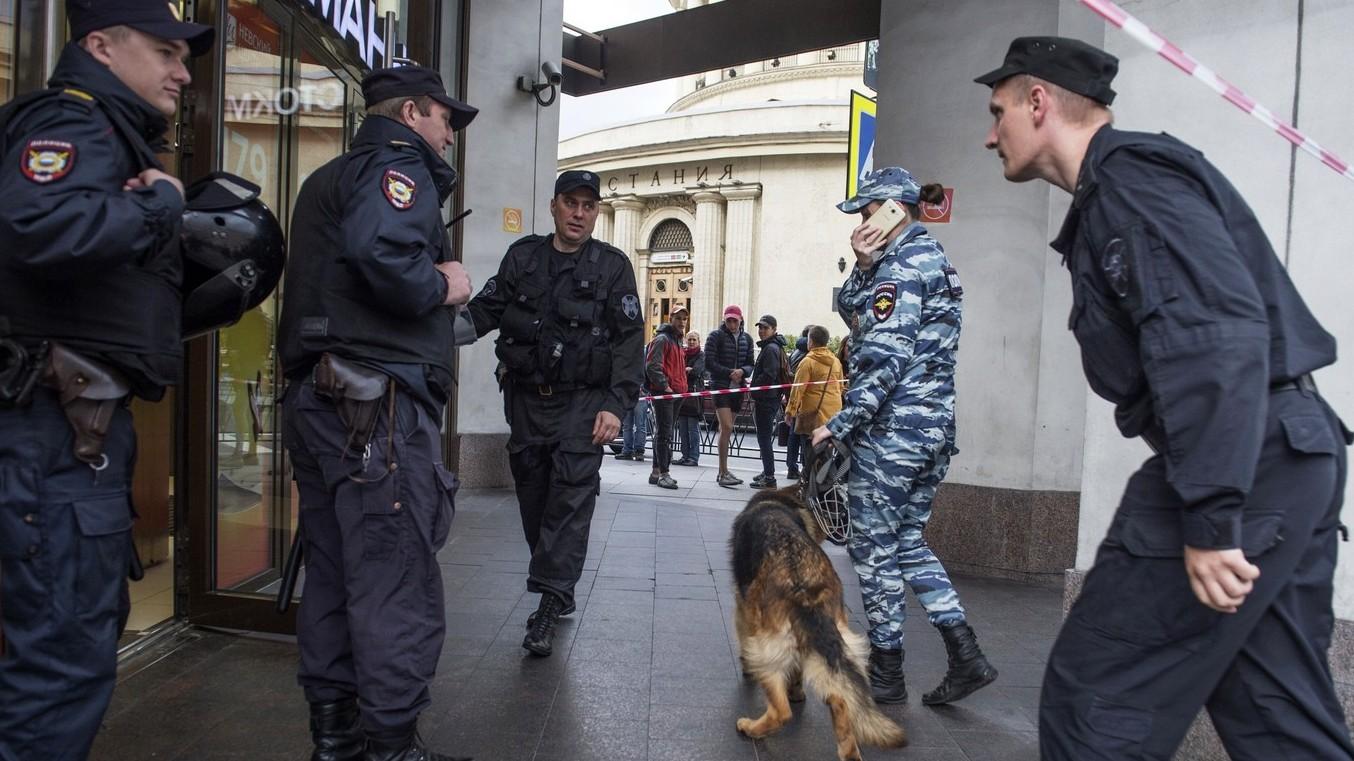 Личности организаторов «минирования» городов РФ установлены— ФСБ
