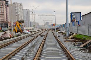 Трамваи по улице Юлиуса Фучика пустят 1 ноября