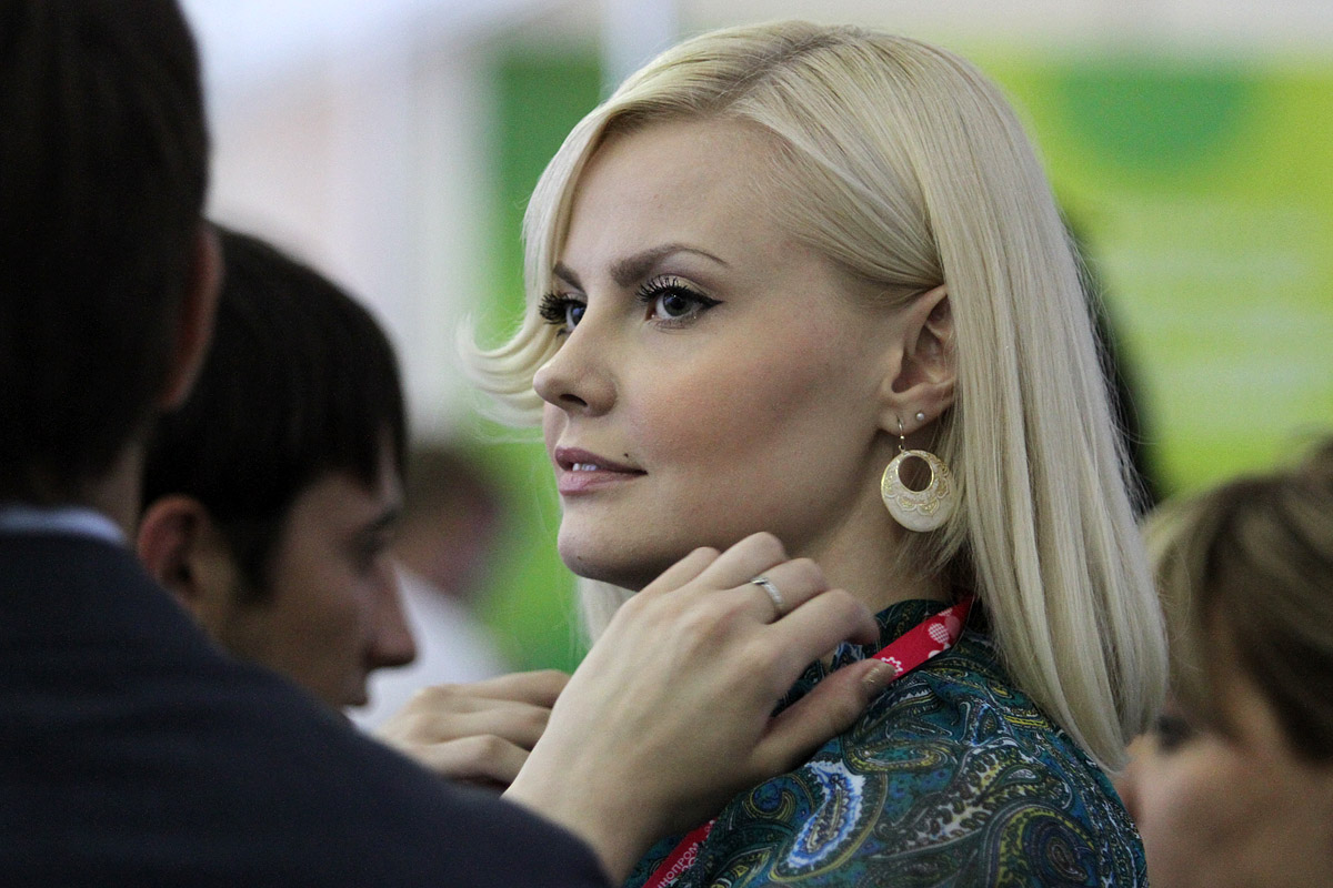 Фотопроект «Девочки Иннопрома»: субботняя подборка