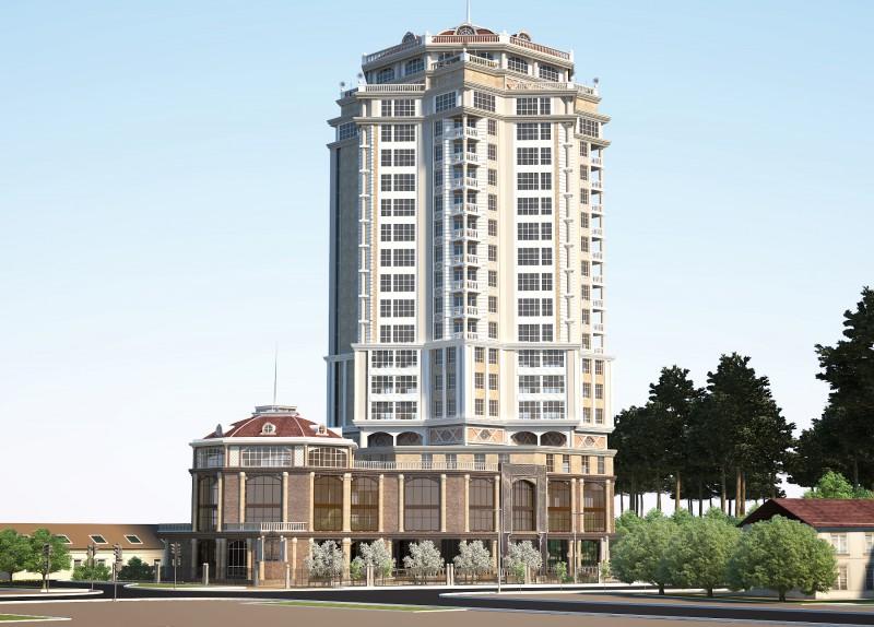 Жители Пионерки воюют с «Домом Азербайджана», не дождавшись Ройзмана