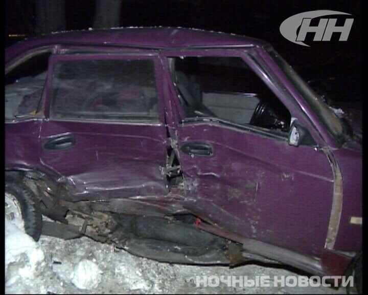 На Варшавской автоледи на «Москвиче» устроила ДТП с тремя пострадавшими