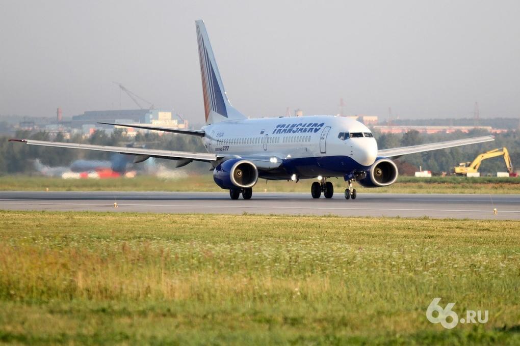 Раз помпаж, два помпаж: еще один самолет «Трансаэро» не смог улететь из аэропорта