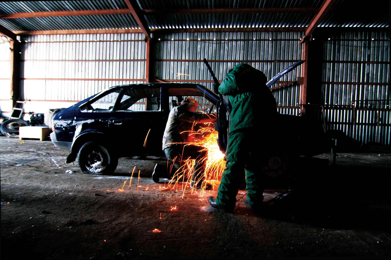 Минпромторг задумал новую программу утилизации автомобилей