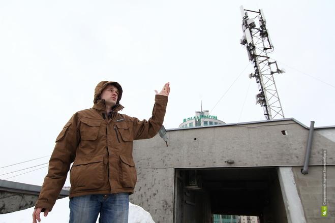 «Алло, гараж?!» Фоторепортаж 66.ru о том, как устроена сотовая связь