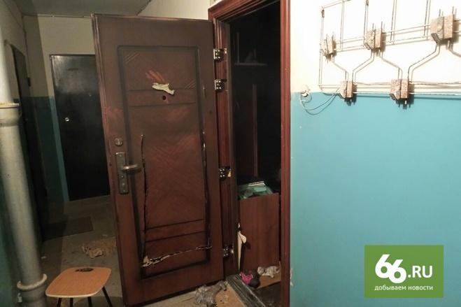 «Он с женой разводился»: на Комвузовской мужчина поджег квартиру и бросился в окно