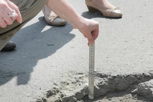 Специальная комиссия оценит состояние дорог в Екатеринбурге