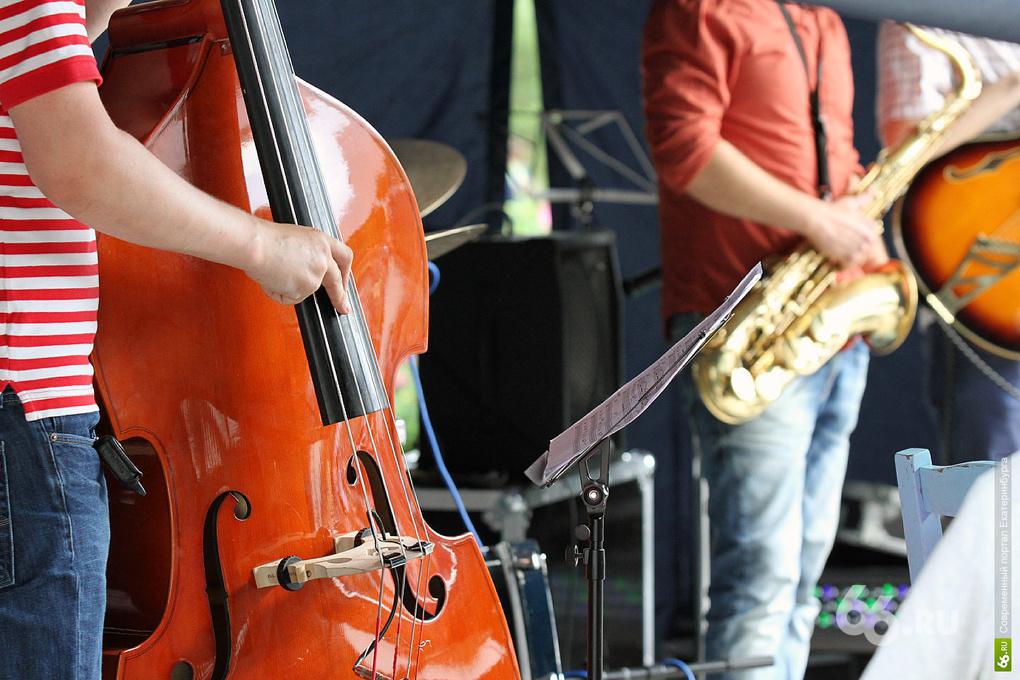 Джазовый open-air-фестиваль переезжает в Камышлов